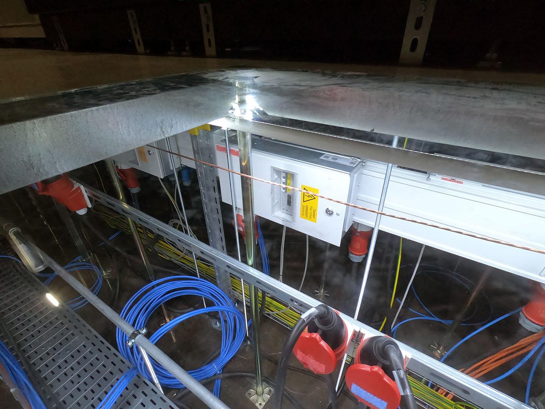 Abgangskaste Energieverwaltung
